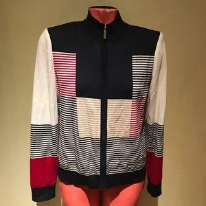 St. John sport sweater jacket
